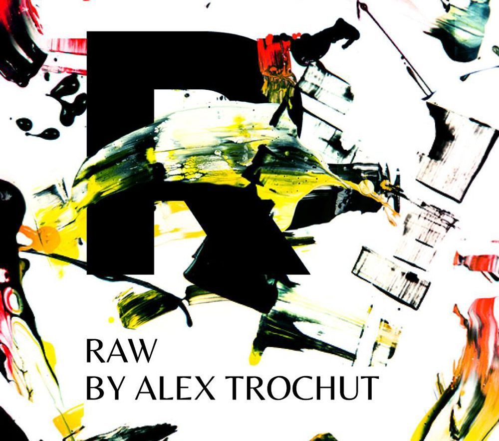 RAW por Alex Trochut