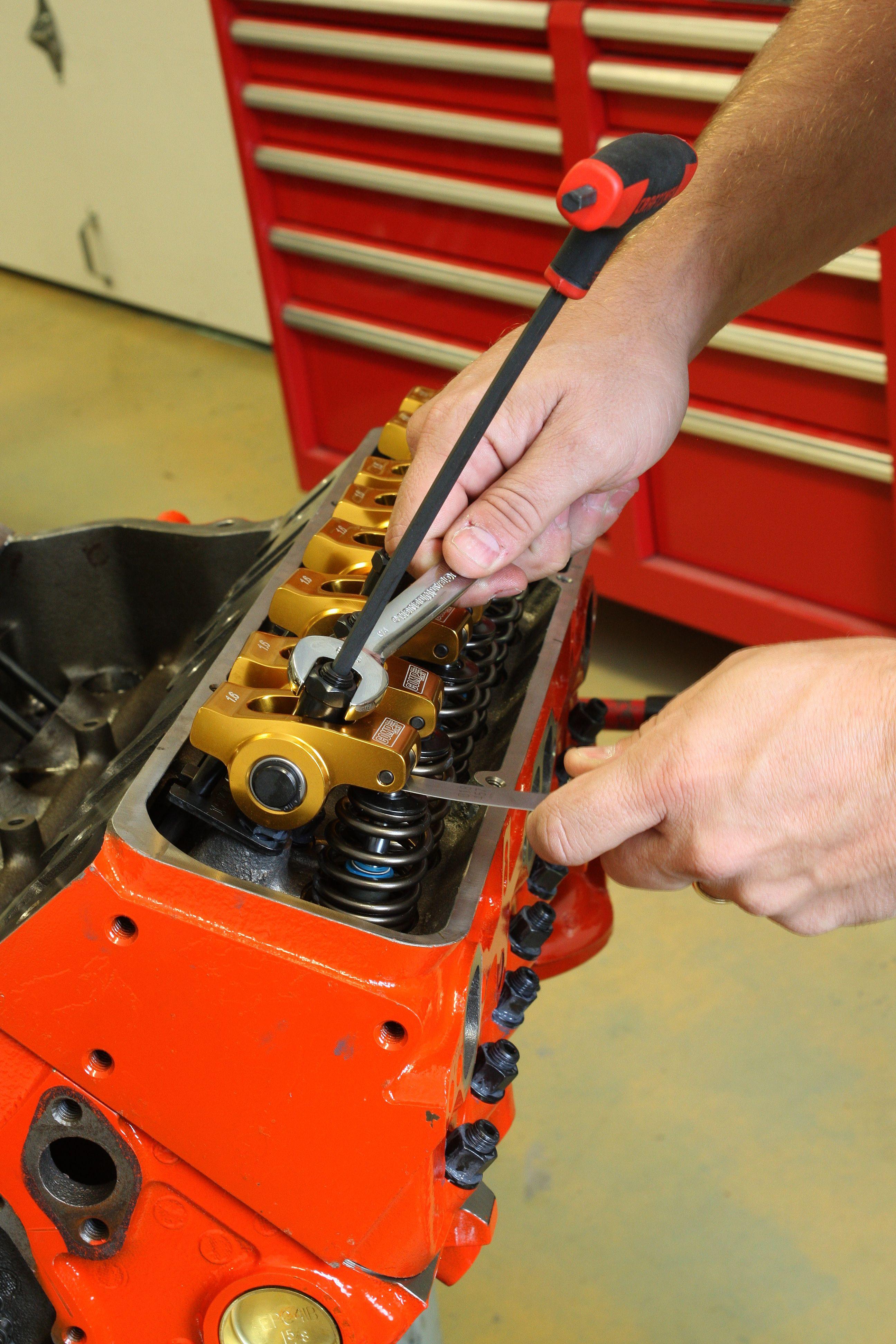Checking Valve Lash Mecanica Automotriz Autos Mecanica