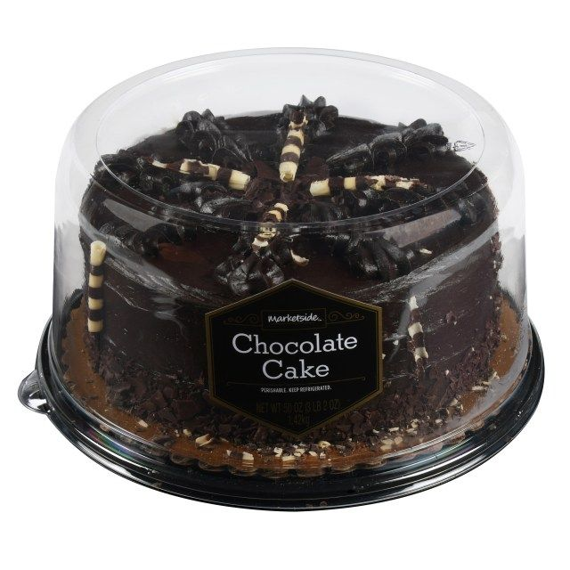 25 Wonderful Picture Of Walmart Birthday Cakes Kids Marketside Ultimate Chocolate Ganache Cake 50 Oz