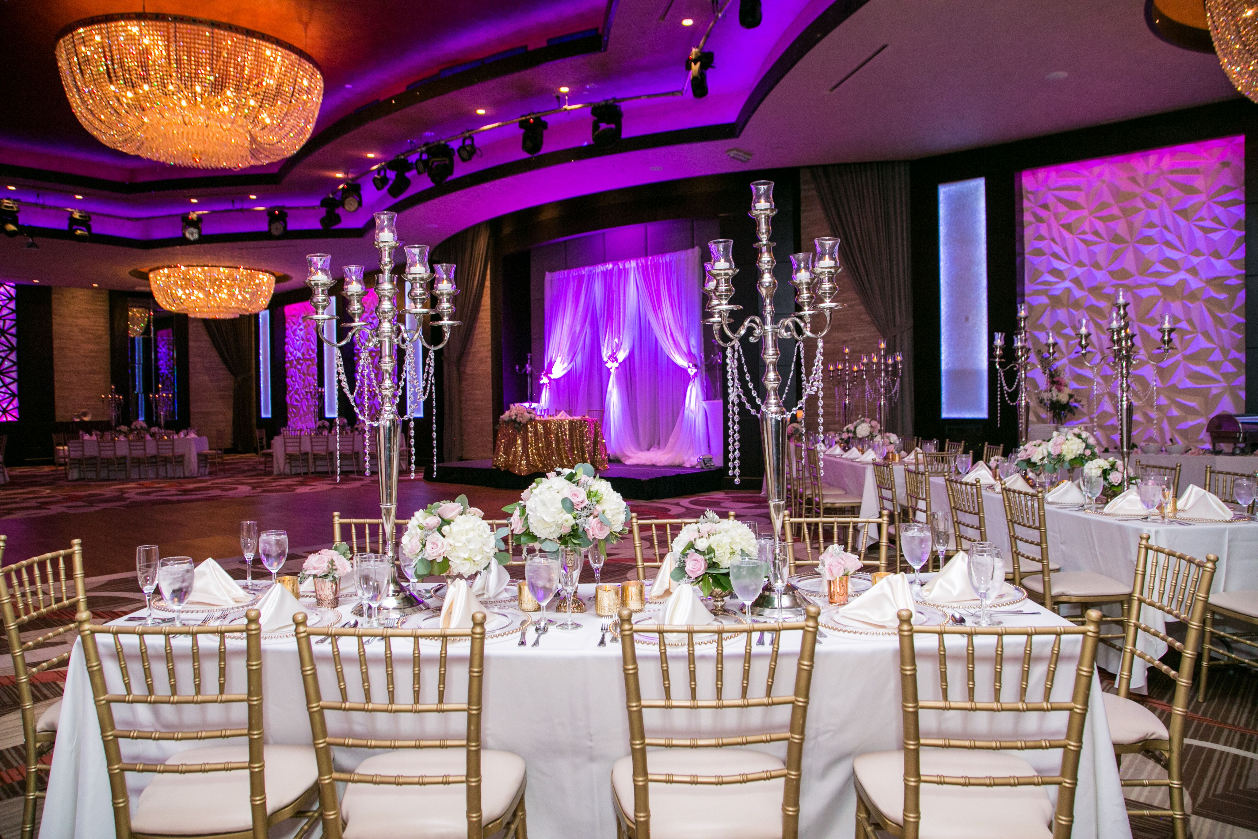 Photo by AE Media Production Decorations by Flora Couture