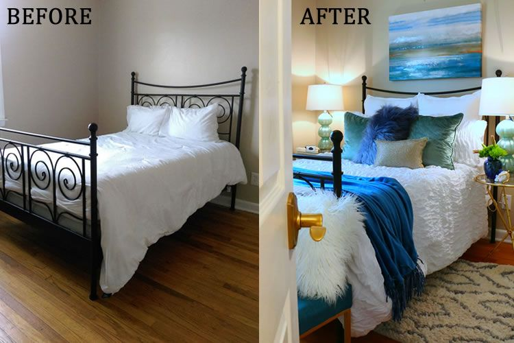 Rooms: Easy One Room Refresh: Guest Room Makeover
