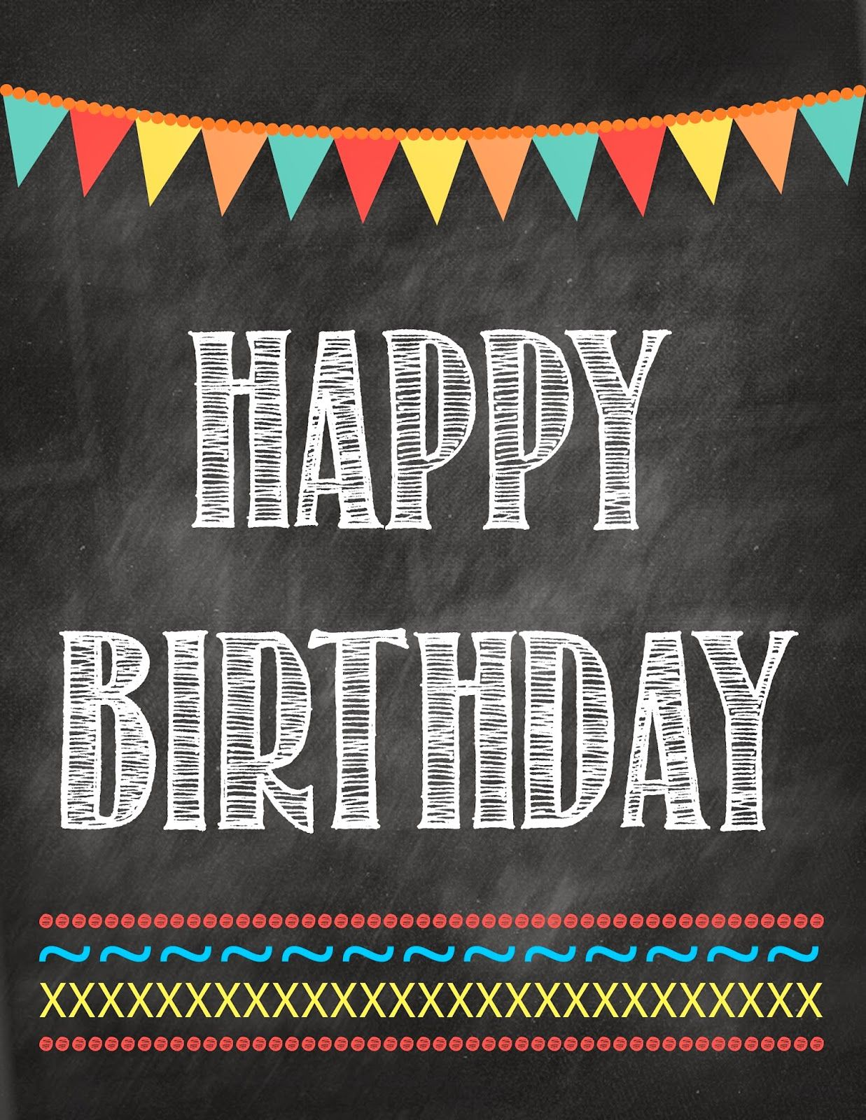 Second Chance To Dream Free Birthday Printable & Birth Verse