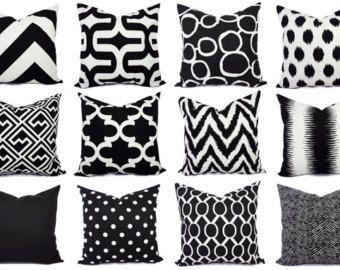 yli tuhat ideaa black pillow covers pinterestiss - Black Decorative Pillows