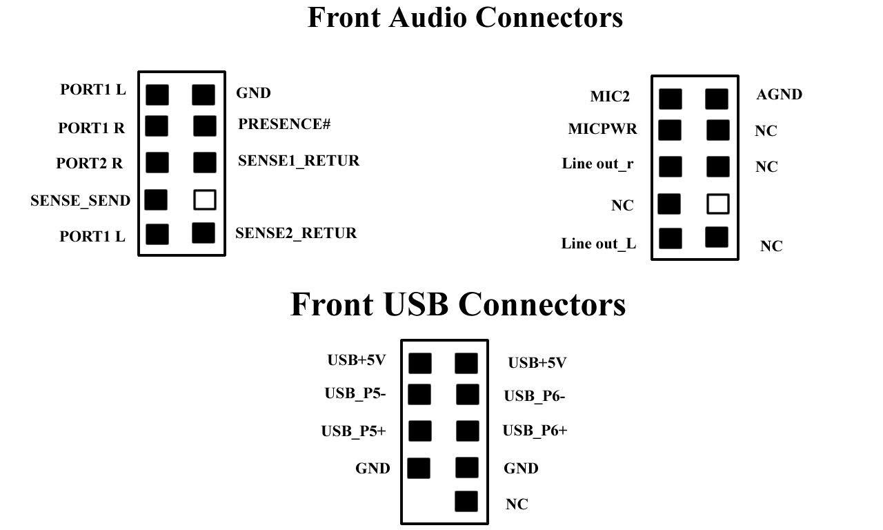 Usb Web Camera Wiring Diagram John Deere 317 Skid Steer Manual De Board Msi N1996 Buscar Con Google Tutoriales