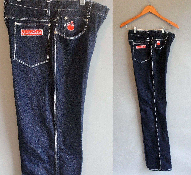 Apologise, but, Vanderbilt vintage jeans talk