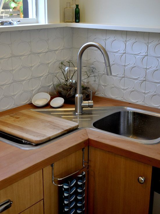 23 Exciting Design Of Corner Kitchen Sink Ideas For Best