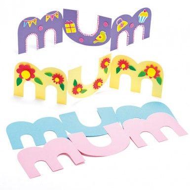 Mum greeting card blanks bakerross envelopes and craft mum greeting card blanks bakerross m4hsunfo