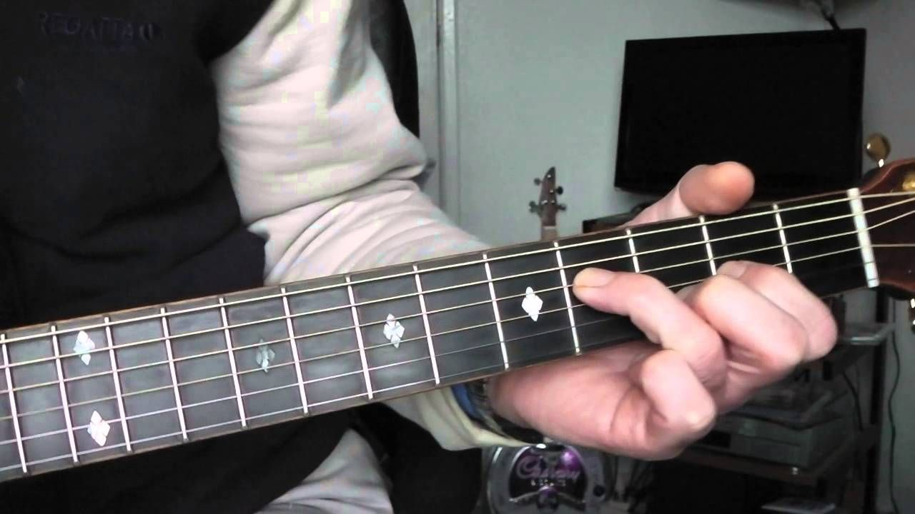 Play The Wheel By Todd Rundgren Guitar Chords Explained