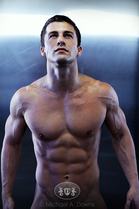 Anthony Cadrecha | College guys, Muscular men, Shirtless men