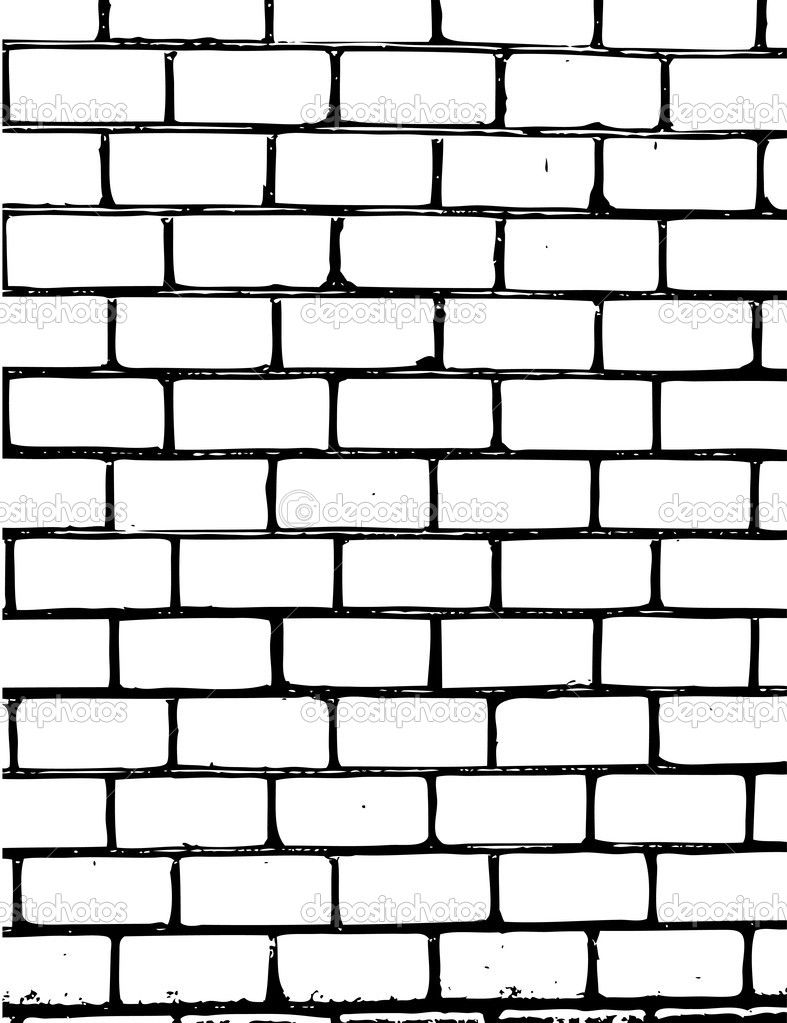 coloring pages of walls - photo#10