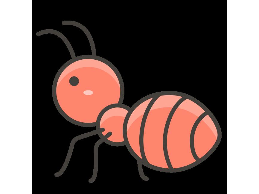 Ant Emoji Icon Png Transparent Emoji Freepngimage Com Png