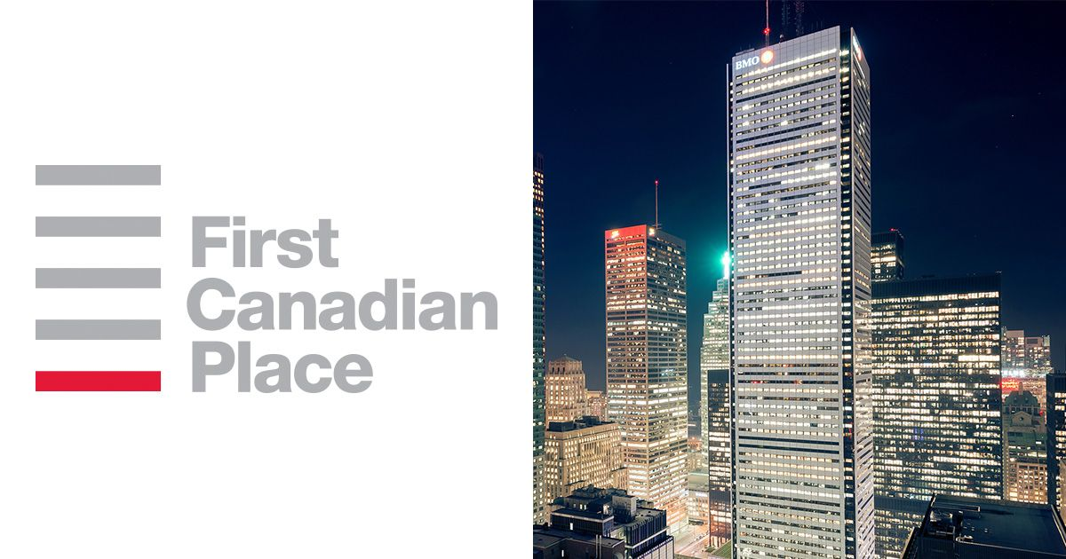 Rank 21 First Canadian Place Toronto Canada 298m 978 Ft Best Restaurants In Toronto Places Canadian