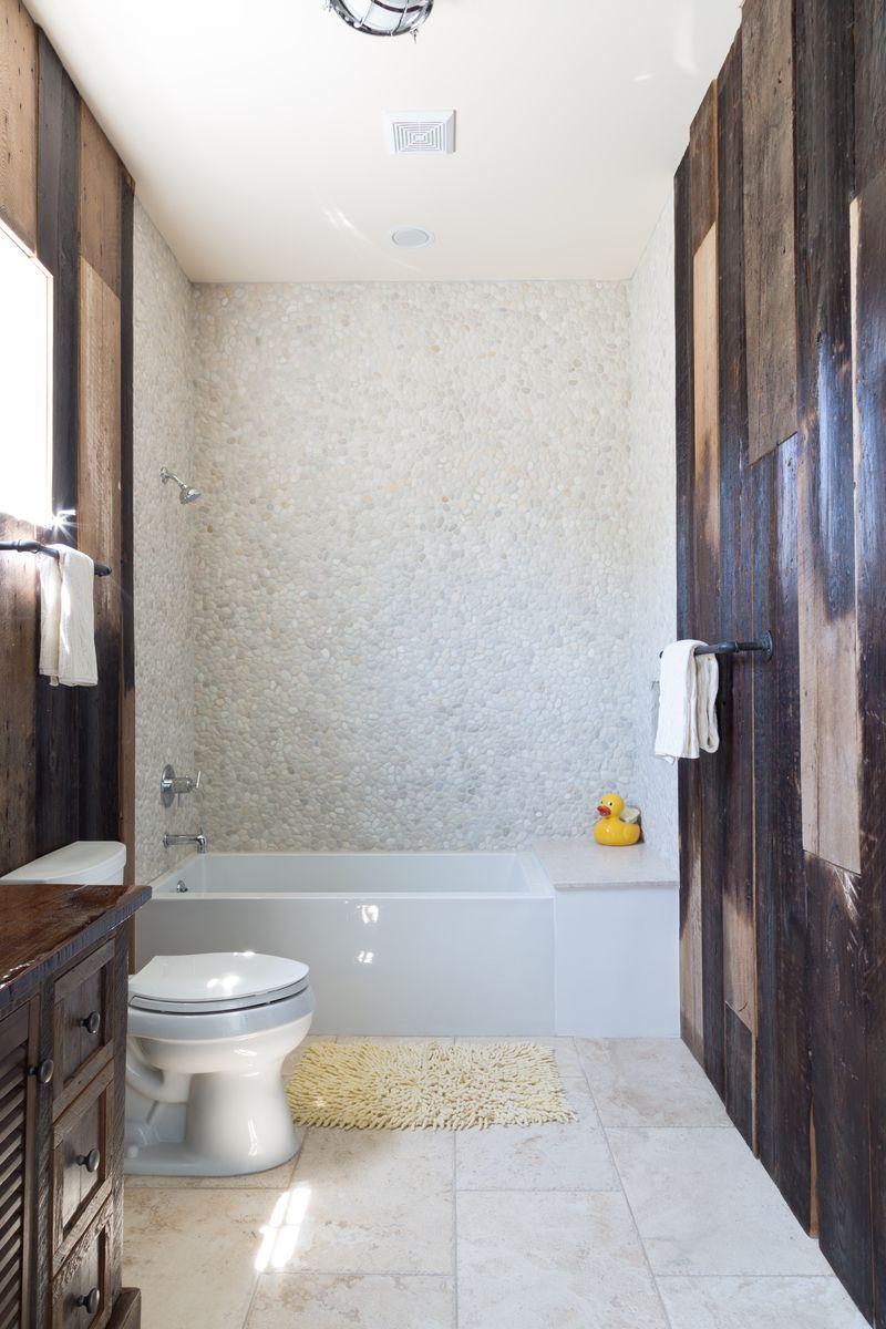 White Pebble Tile | Pinterest | Pebble tiles, White pebbles and ...