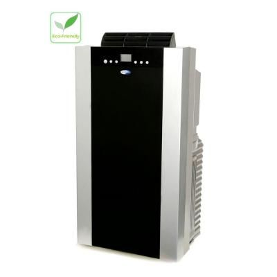 Whynter 14 000 Btu Portable Air Conditioner With Dehumidifer And Remote Arc 14s T Air Conditioner With Heater Portable Air Conditioner Air Conditioner Heater