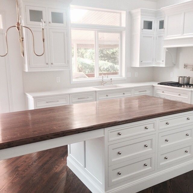 Love The Look Of The Double Knobs Kitchenisland Kitchen Final