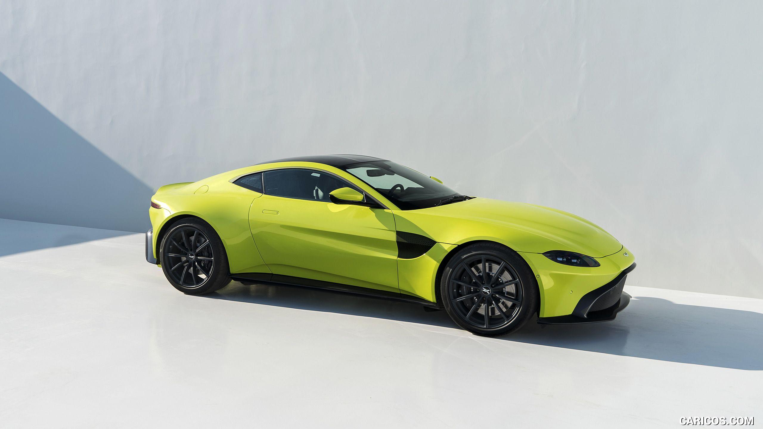2019 Aston Martin Vantage Wallpaper アストンマーチン, ポルシェ 911