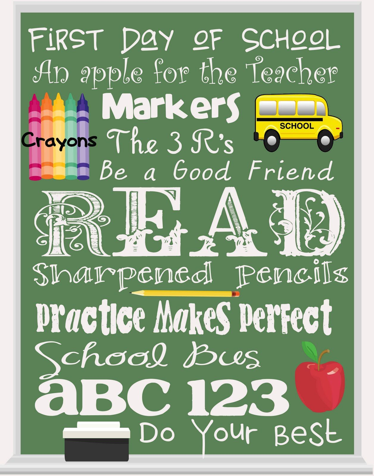 save and print for classroom