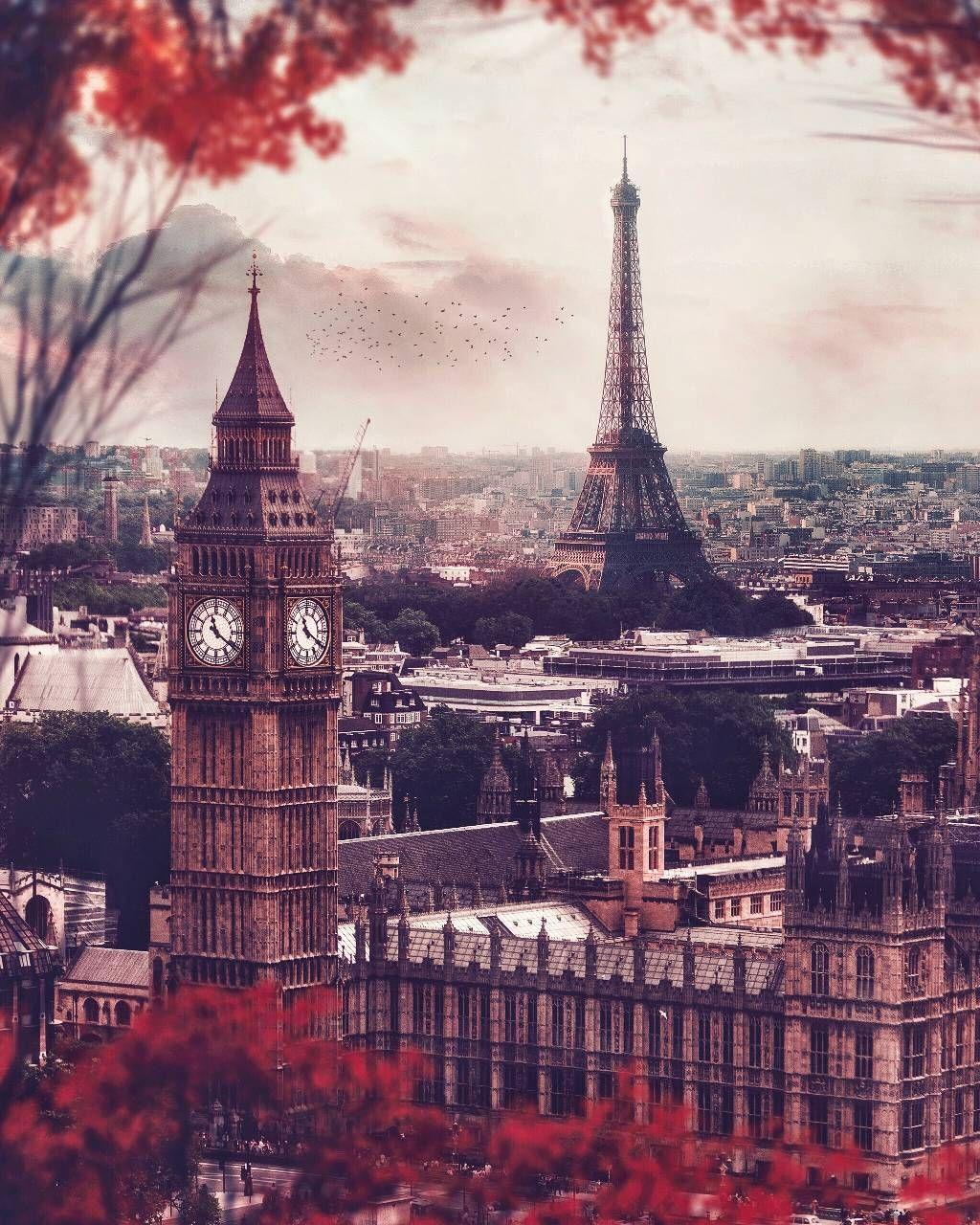 Download Paris London Wallpaper By Khaljdzz 61 Free On Zedge Now Browse Millions Of Popular Autmn Wallpapers And London Wallpaper Paris Wallpaper London Aesthetic wallpaper city london