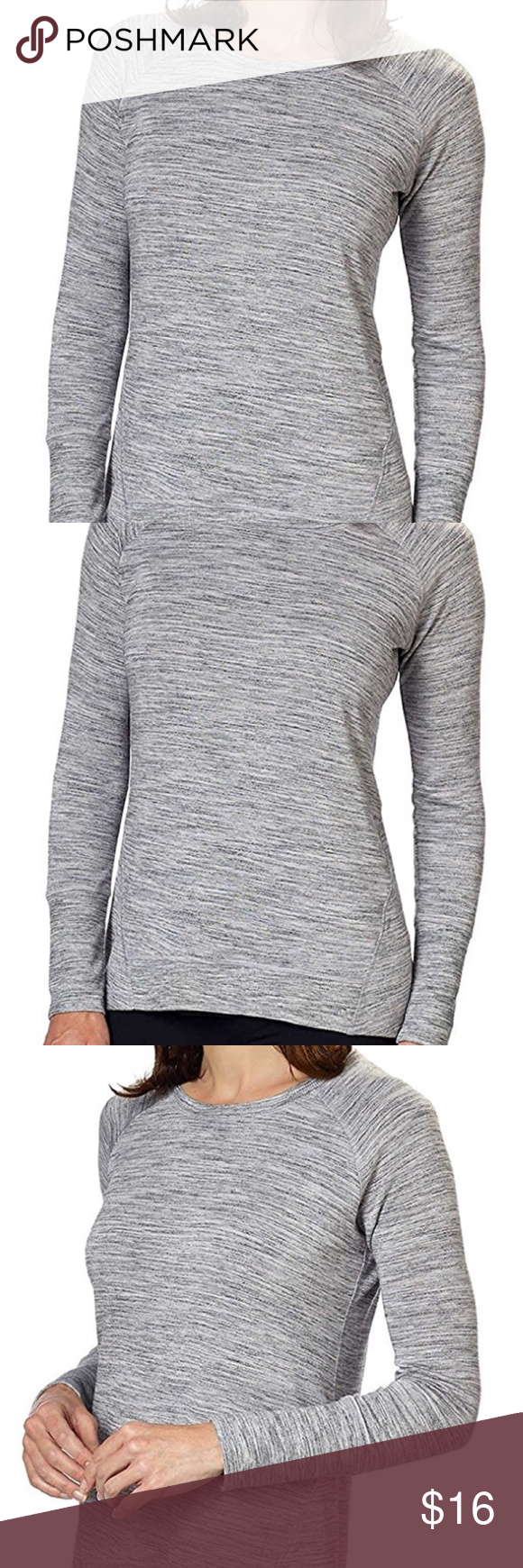 1a70faa8 Champion Lightweight High-Low Hemline Crew Neck Champion Ladies' Lightweight  High-Low Hemline
