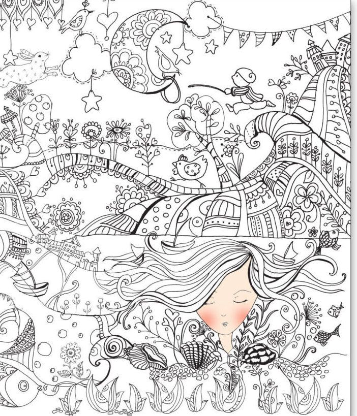 Giant coloring, Coloring poster, giant coloring page, poster for ...