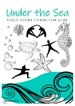 fun themed yoga sequence for kids of all ages included ︎
