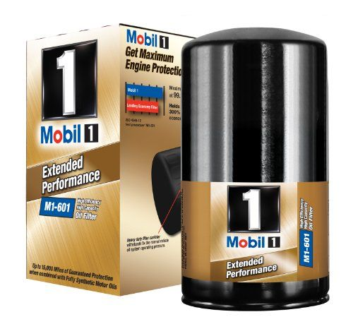 Mobil 1 Oil Filter >> Mobil 1 M1601 Extended Performance Oil Filter You Can