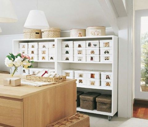 Cool shoe storage ideas to make your home prettier