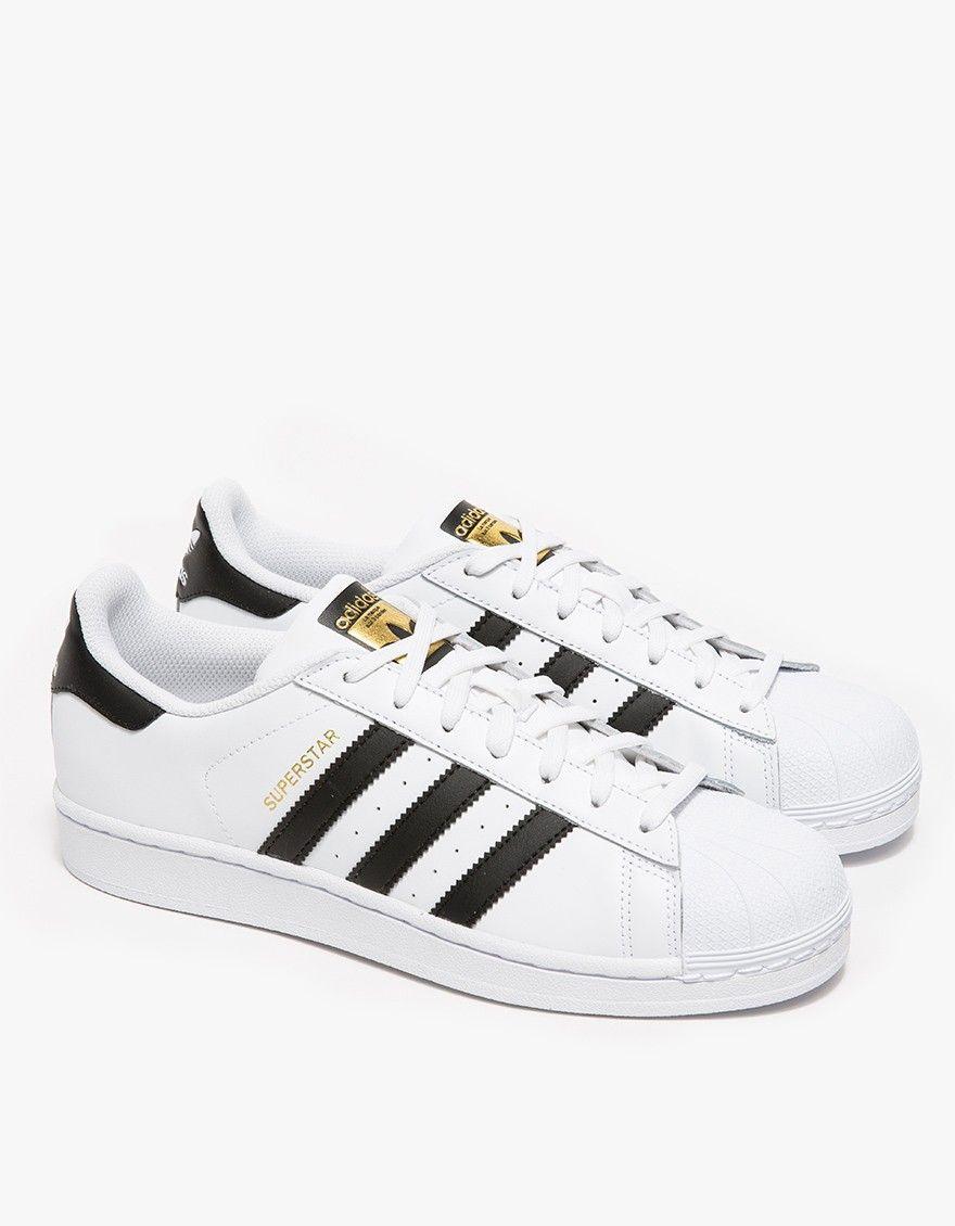 Adidas blanco/ Superstar en Superstar blanco/ negro en | dabb4c1 - sulfasalazisalaz.website
