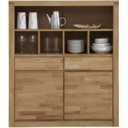 Photo of Reduced core beech cabinets