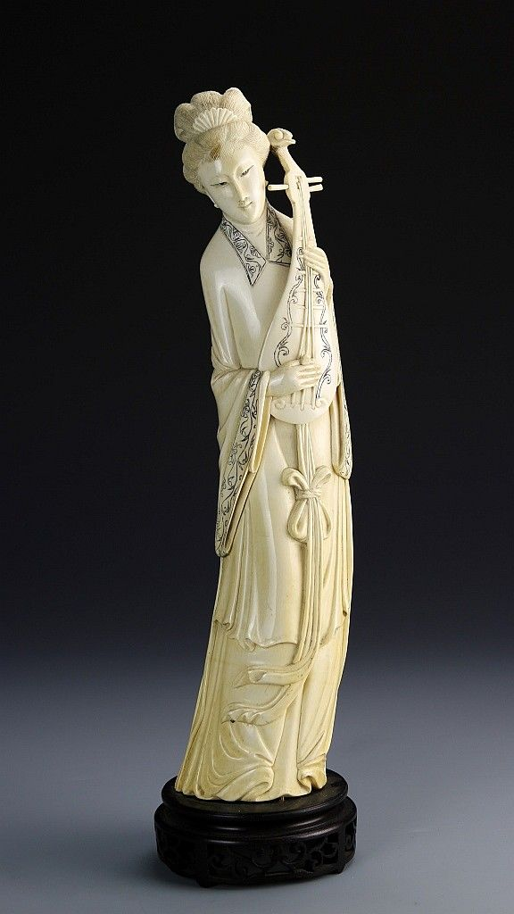 Pin On Chinese Carved Ivory