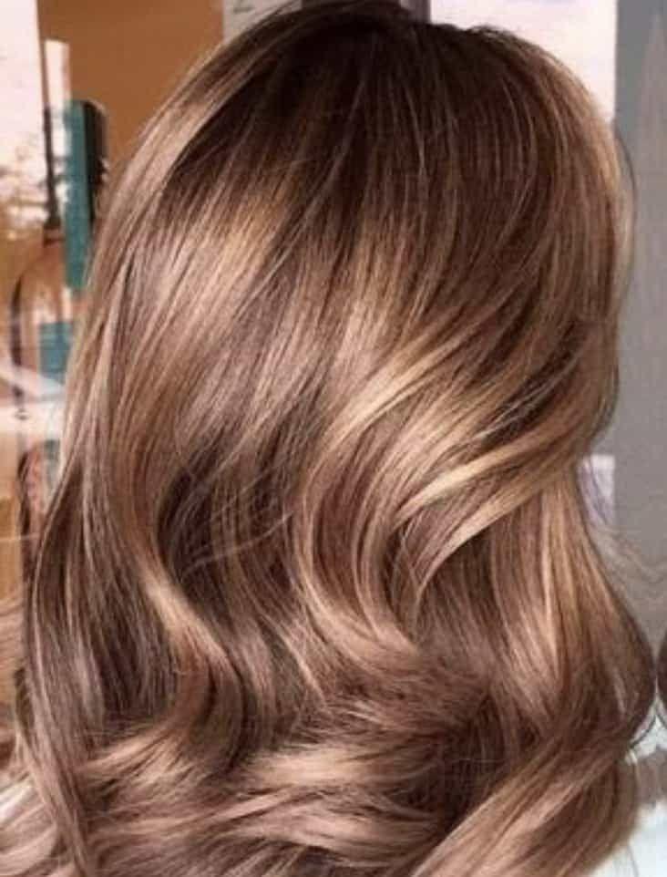 10 Heartwarming Shades of Fall Hair Color・2021 Ult