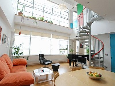 Islington Vacation Apartment Rental Beautiful 2 Bedroom Loft In Angel Hoxton