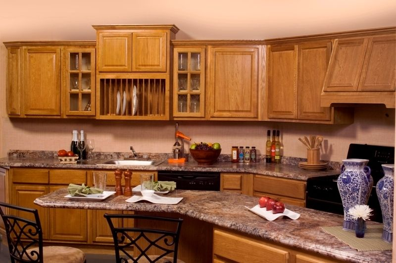 Kitchen Design Queens Ny country oak cabinets | country oak | wholesale kitchen cabinets