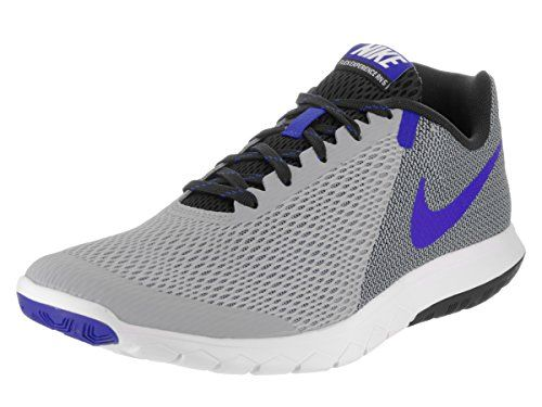 acc7eb12593 Nike Men s Flex Experience RN 4 Wolf Grey Racer Blue Blk ...  https   www.amazon.com