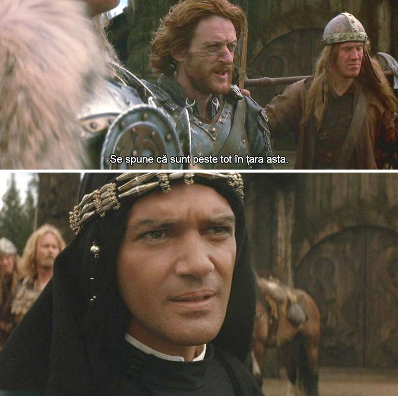 Dennis Richards Actor: The 13th Warrior (1999) Starring: Richard Bremmer As Skeld