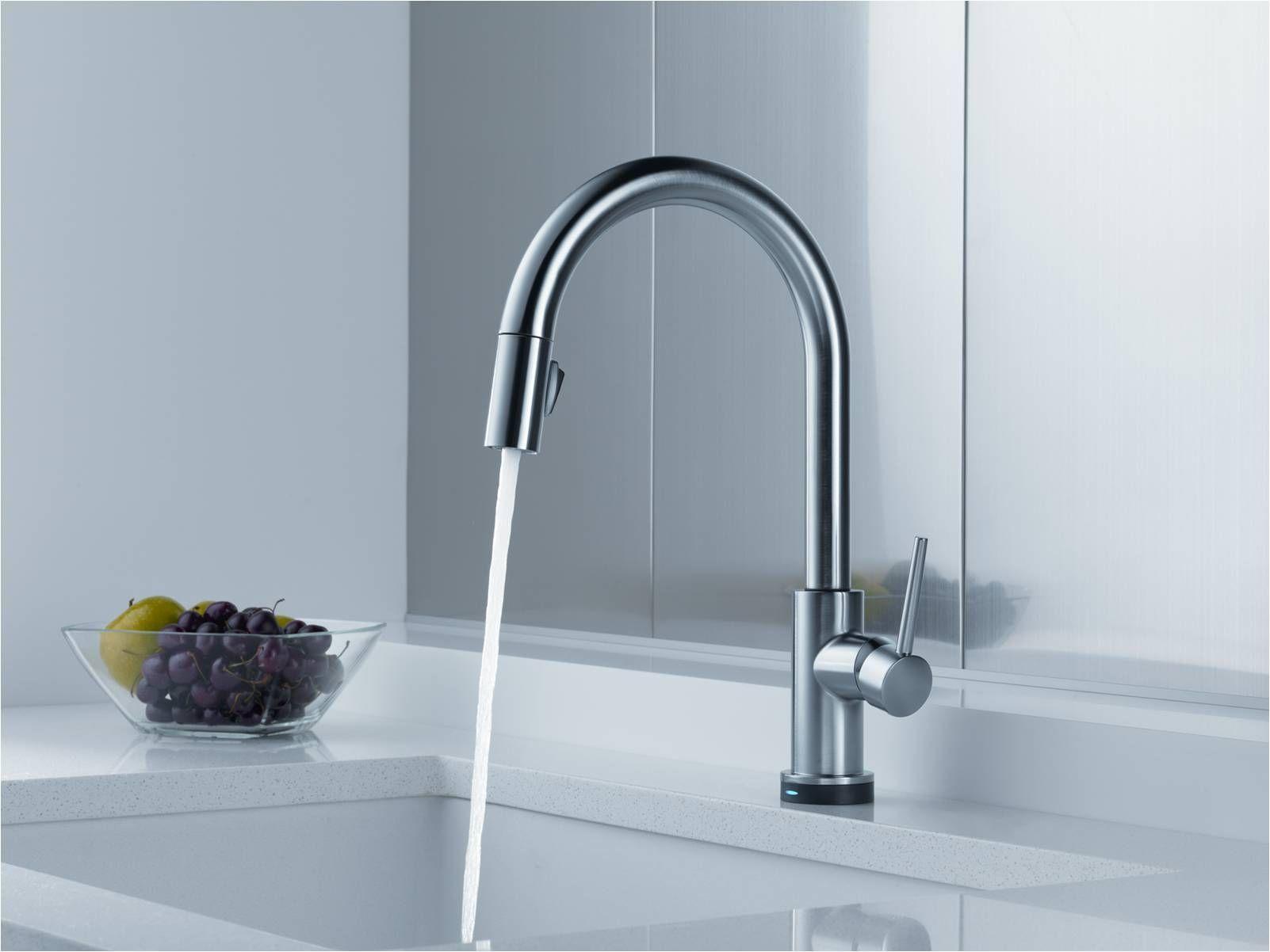 Moen One Touch Elektronische Armatur Kuche Wasserhahn Bad Dusche Armaturen Nicht Beruhren Bad Modern Kitchen Faucet Touch Kitchen Faucet Kitchen Faucet Design
