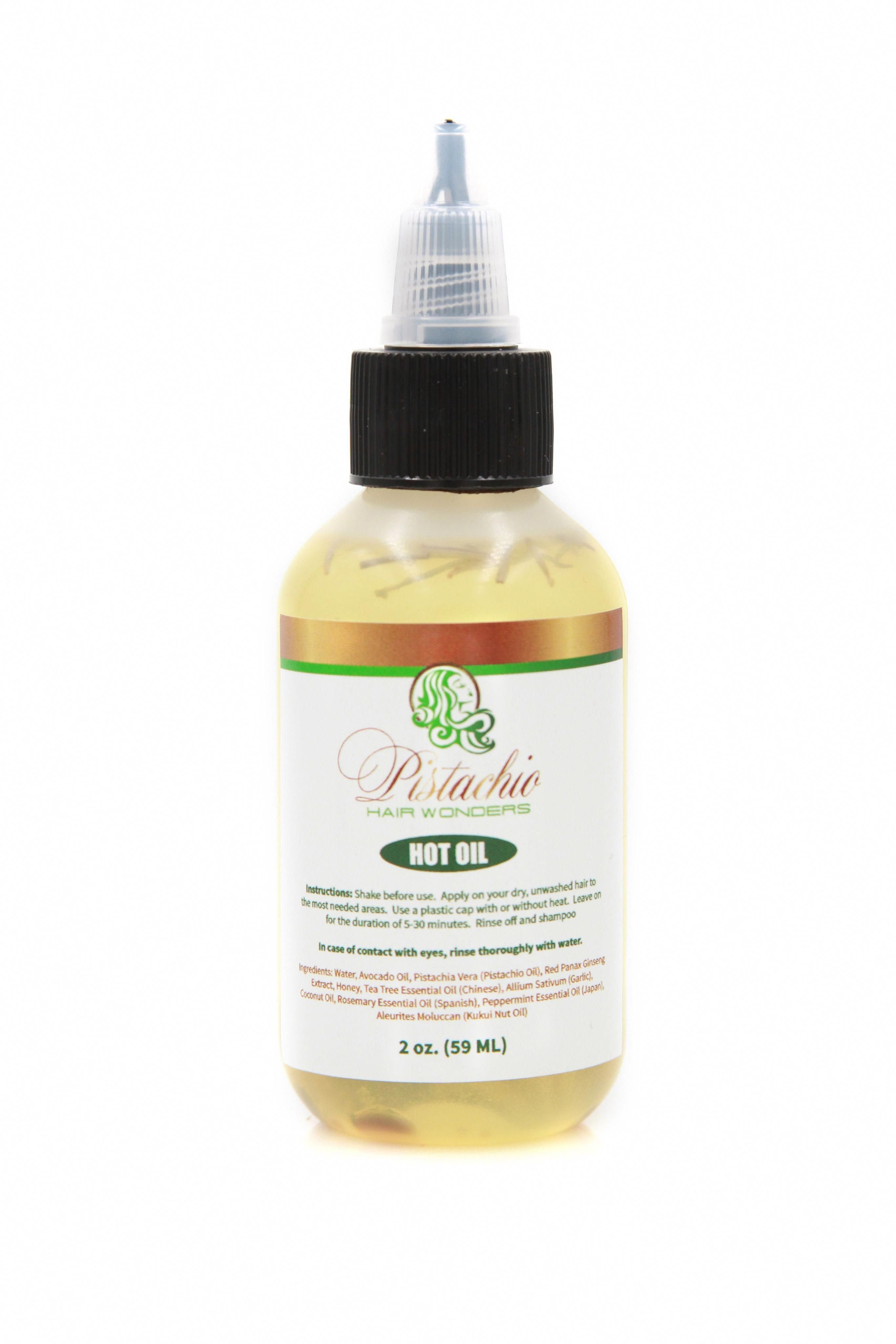 Hot Oil Blend virgincoconutoilandBakingSoda Coconut oil