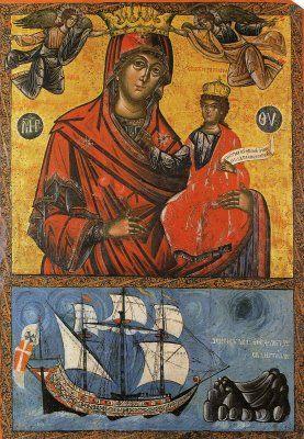 Holy Mother of Hundred Gates/Panagia i Ekatontapyliani-Παναγία η Εκατονταπυλιανή