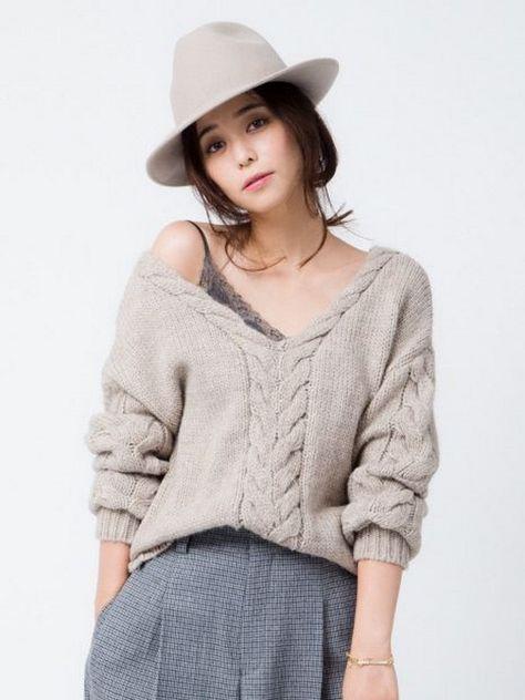 Самые модные женские свитера 2018-2019 - тенденции и ...