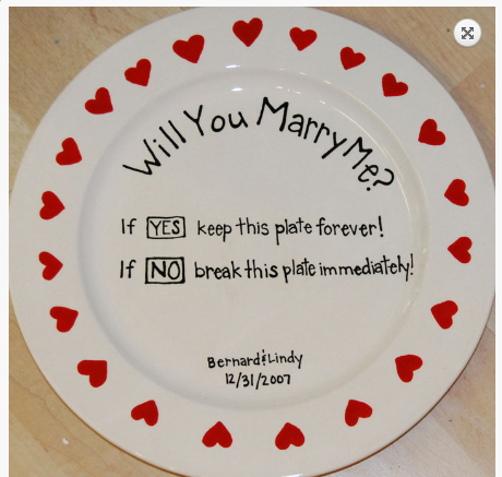 Cute Way To Ask Someone Marry You Ls