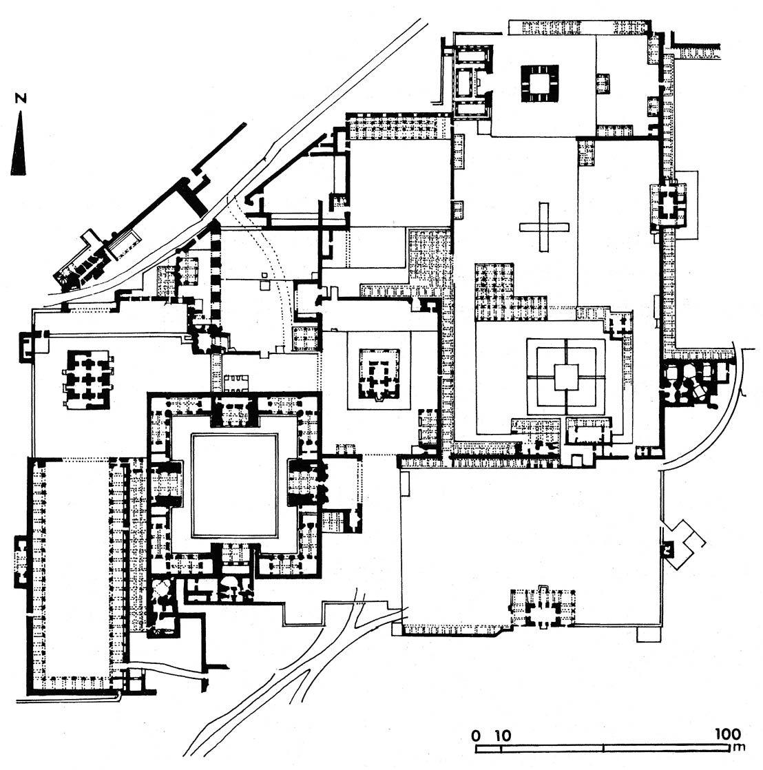 3 fathepur sikri arquitectura islámica p 367 fathpur sikri planta