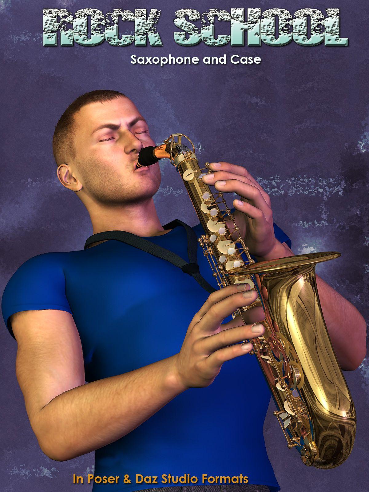 Rock School Saxophone*