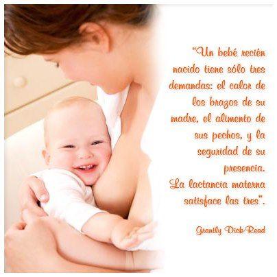 La Lactancia Materna Exclusiva Es Lo Mejor Para Tu Bebe Y Para Ti
