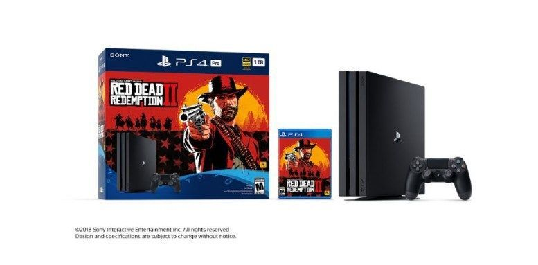 الصفحة غير متاحه Red Dead Redemption Ps4 Pro Console Ps4 Pro Bundle