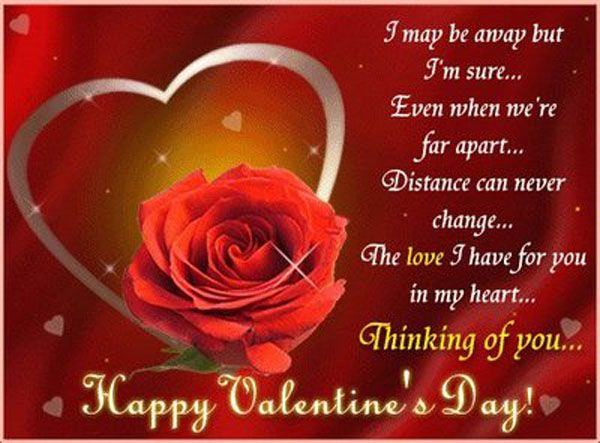 Genial Romantic Valentines Day Quotes For Lover