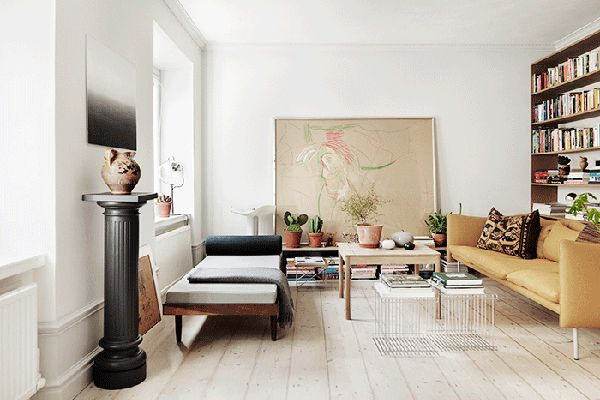 Déco Kinfolk Ou Mélange De Styles | Living Rooms And Room