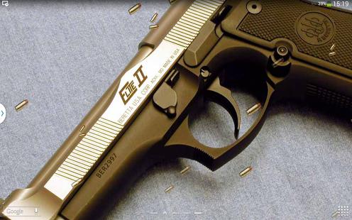 Gambar Pistol Keren Wallpaper