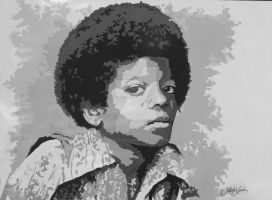 Lil Michael Jackson by JeleataNicole