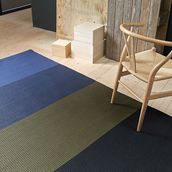 Woodnotes Rsquo Carpets Manufactured From Woven Paper Yarn Are Indisputable Classics Of Finnish Design Fo Modern Carpets Design Carpet Design Nordic Design