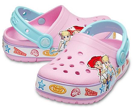 Kids' Crocs Fun Lab Lights Disney and